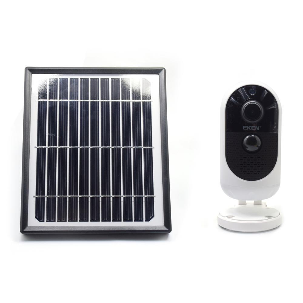 EKEN AStro 1080p Battery Camera with Solar Panel Shopstop al