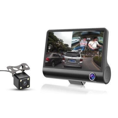 Kamer 4 inch full hd car dvr camera video produkt online shopstop al