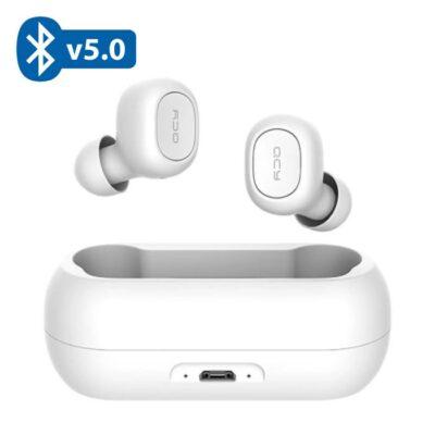 qcy t1c wireless bluetooth 50 earphones air wifi shopstop al