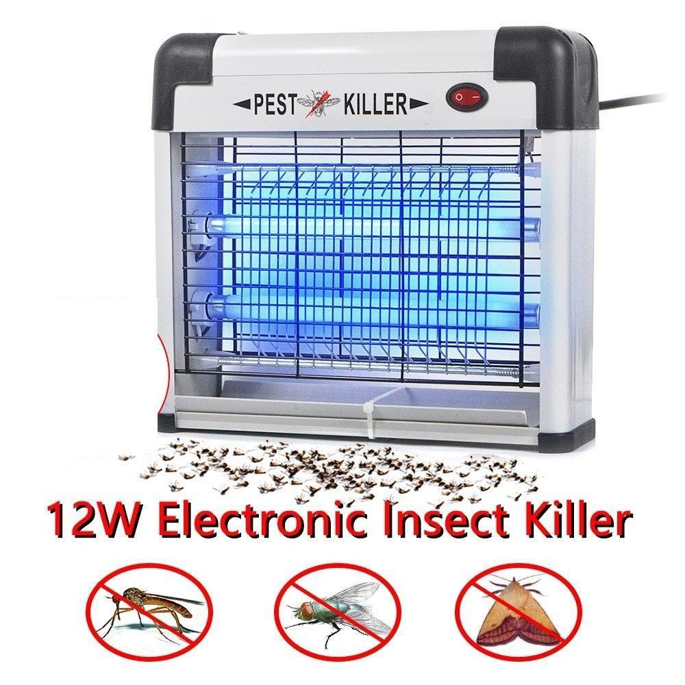 super magnetic insect zapper led electric pest killer shopstop al