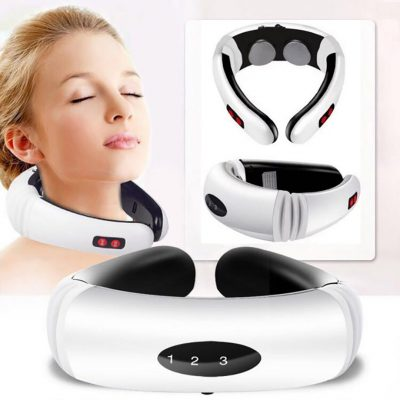 Electric Pulse Back and Neck Massager blerje online Shopstop al