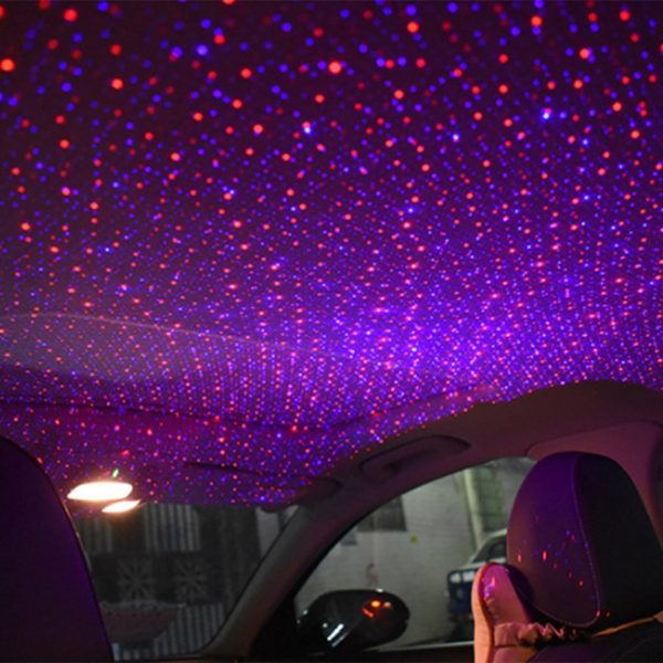 K1 Universal Car Atmospheres Lamp Interior Ambient Star Light product online shopstop al