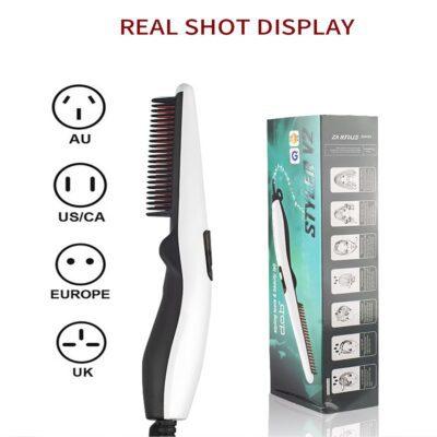 beard straightener buy online in Shopstop al