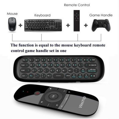 remote controller fly air mouse wireless keyboard shitje online shopstop al