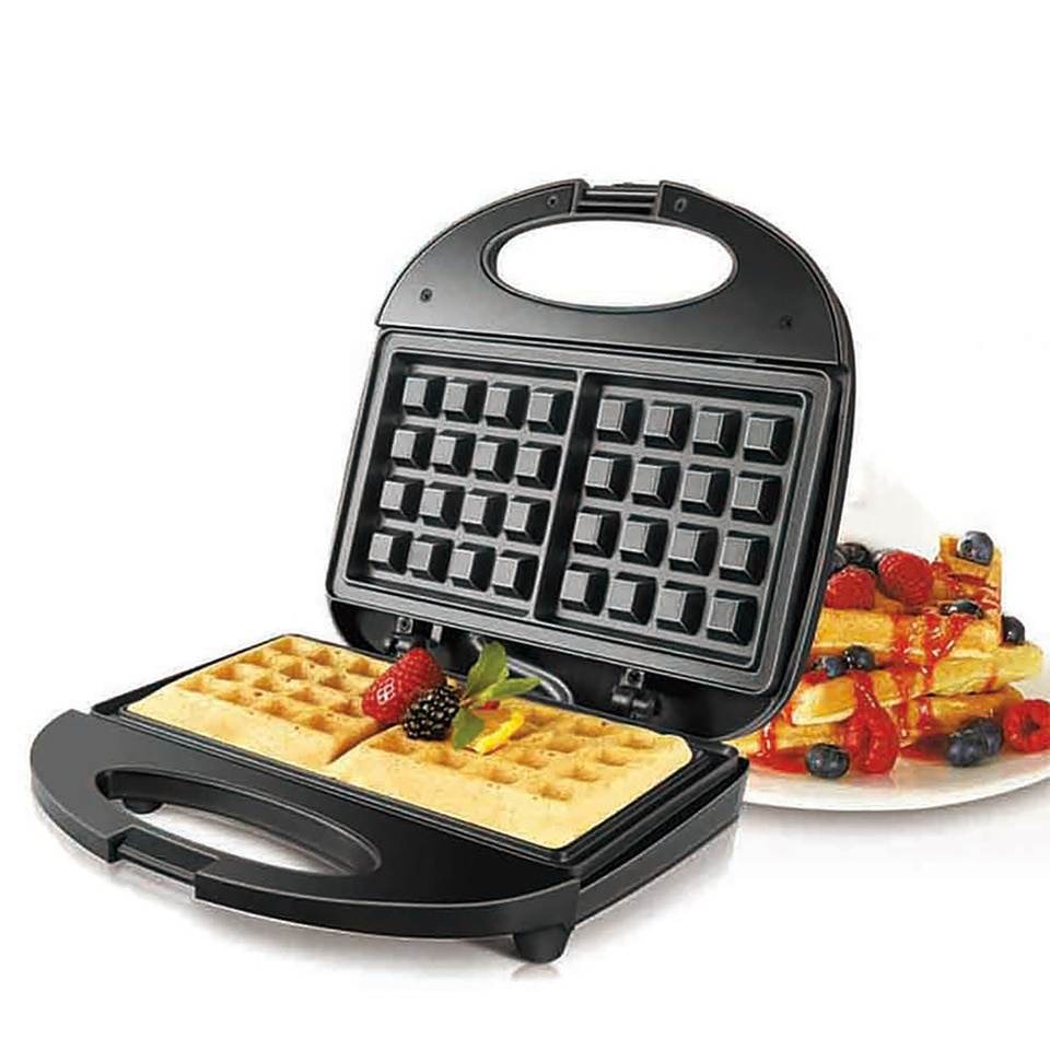 750W Electric Waffles Maker Iron Sandwich Maker Machine Bubble Egg Cake Oven Breakfast Waffle Machine 220V Online Shopstop al
