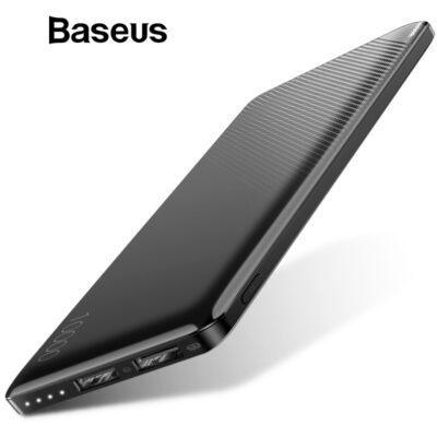 Baseus 10000mAh Power Bank For iPhone-Mobile Phone Online Shopstop al