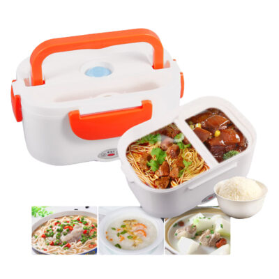 Electric Heating Lunch Box Portable Product Online Shopstop al
