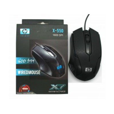 Wired mouse X550 shitje online shopstop al