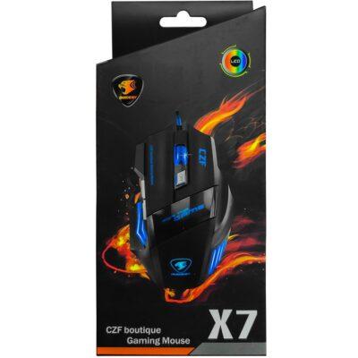 mouse x7 led online shopstop al
