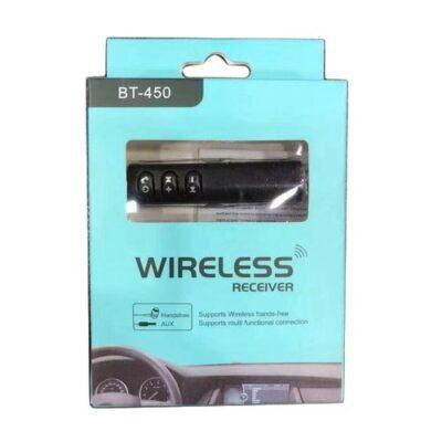 wireless receiver bt 450 buy online shopstop.al