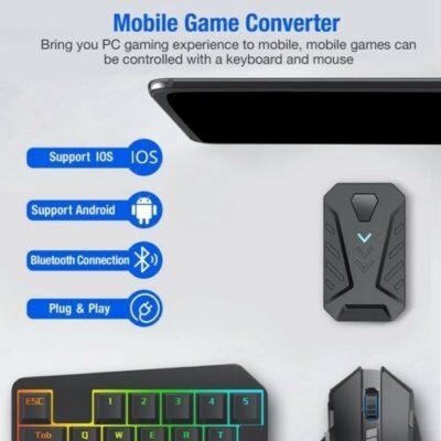 konvertues per tastiere dhe moouse blerje online ne shopstop al